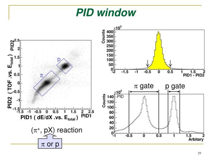 PID window