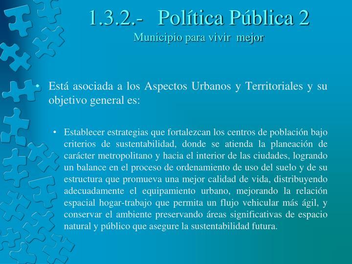 1.3.2.-Política