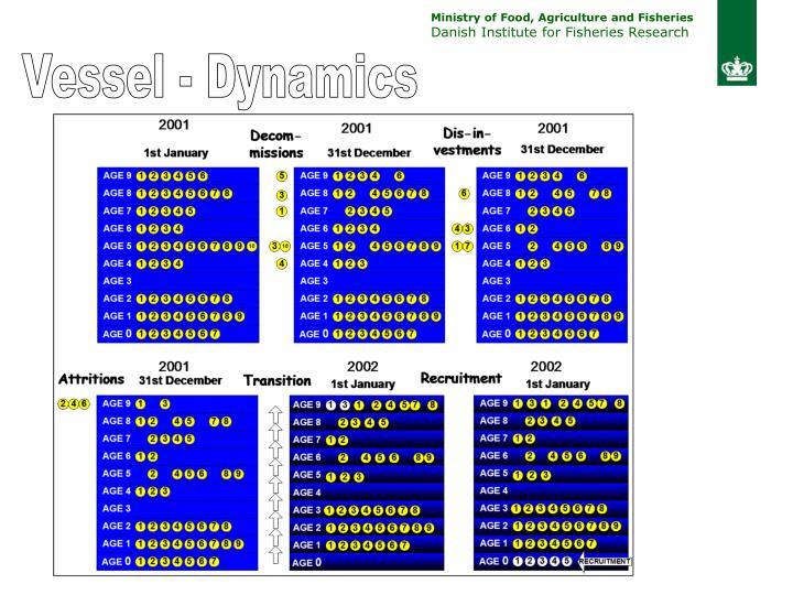 Vessel - Dynamics