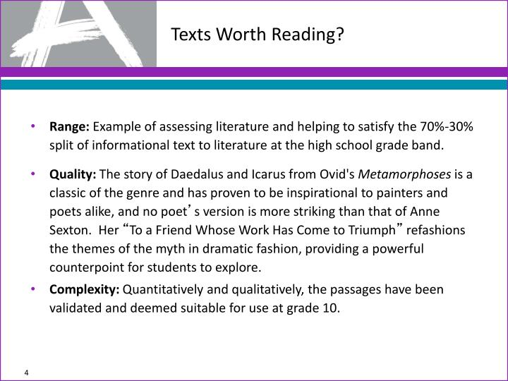 a literary analysis of to a friend whose work has come to triumph by anne sexton Free coursework on to a friend whose work has come to whose work has come to triumph, anne sexton alludes to her friend to an analysis of to a friend whose work has.