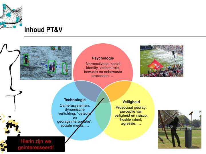 Inhoud PT&V