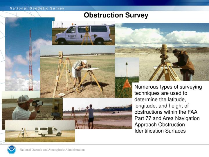 Obstruction Survey