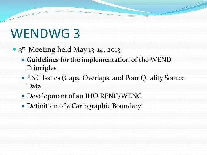 WENDWG 3