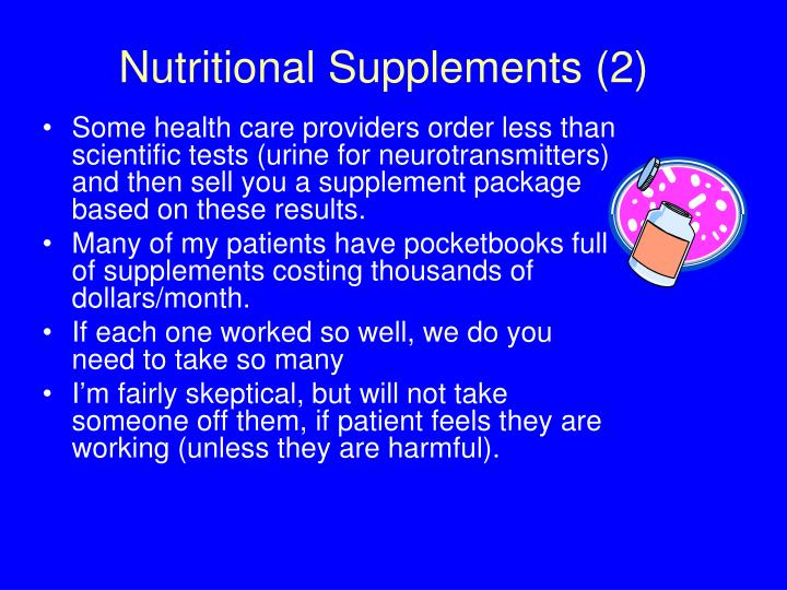 Nutritional Supplements (2)