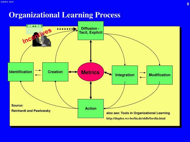 Organizational Learning Process