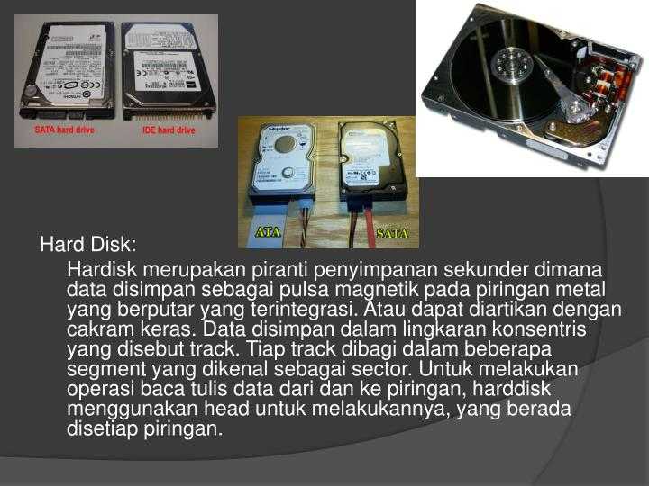 Hard Disk: