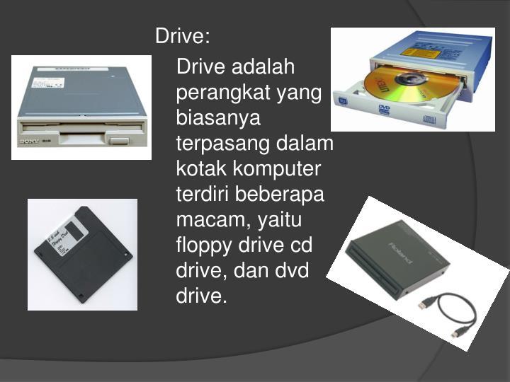 Drive: