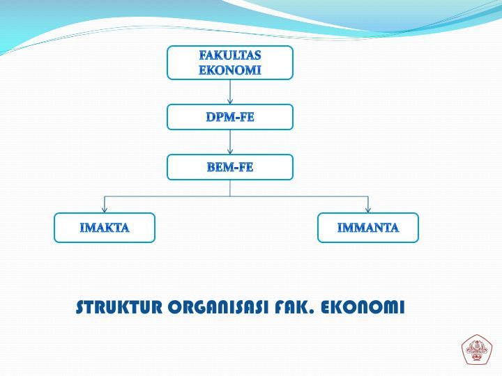 FAKULTAS EKONOMI