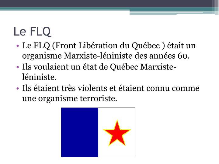 Le FLQ