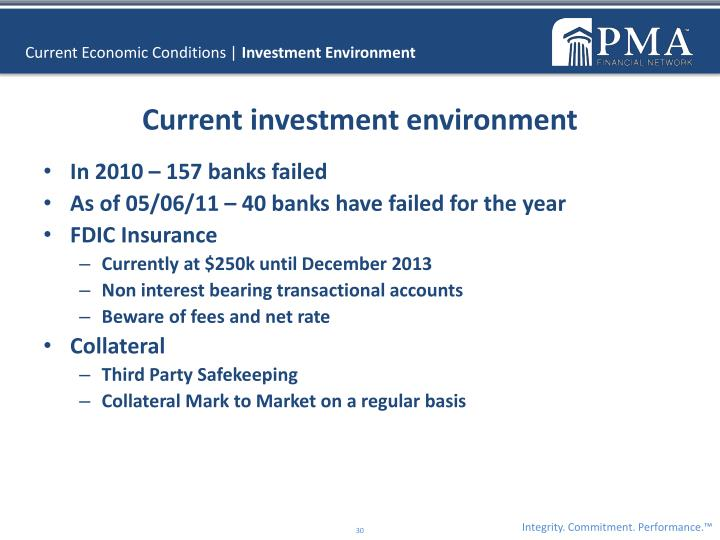 Current Economic Conditions |