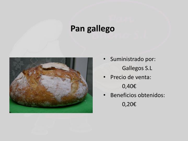 Pan gallego