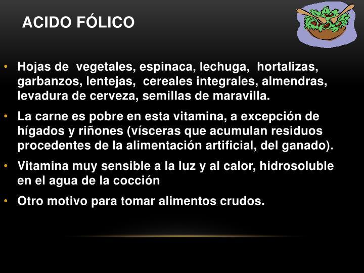 Acido Fólico