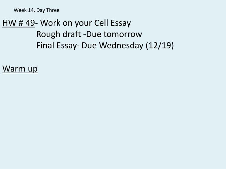 essay due tomorrow You will likely be given a document, or several, to respond to, so you will have some i have to write an essay due tomorrow resources available.
