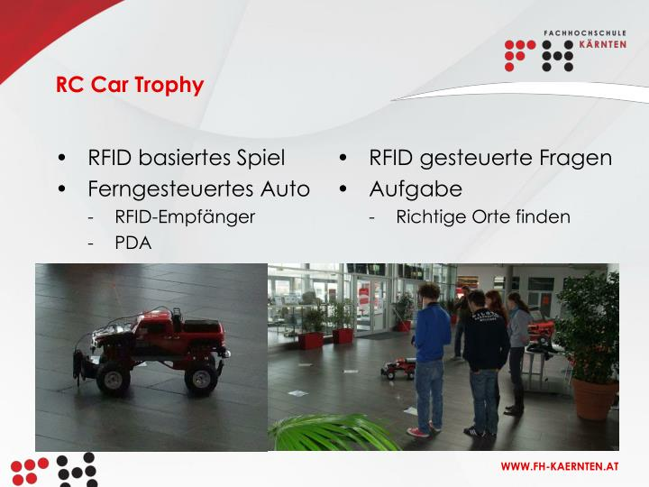 RC Car Trophy