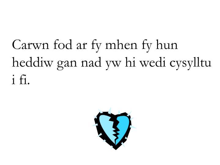 Carwn