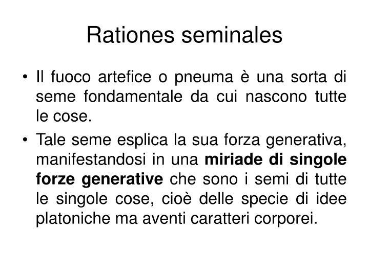 Rationes seminales
