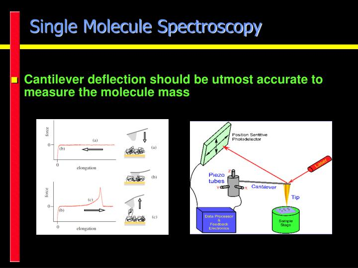 Single Molecule Spectroscopy
