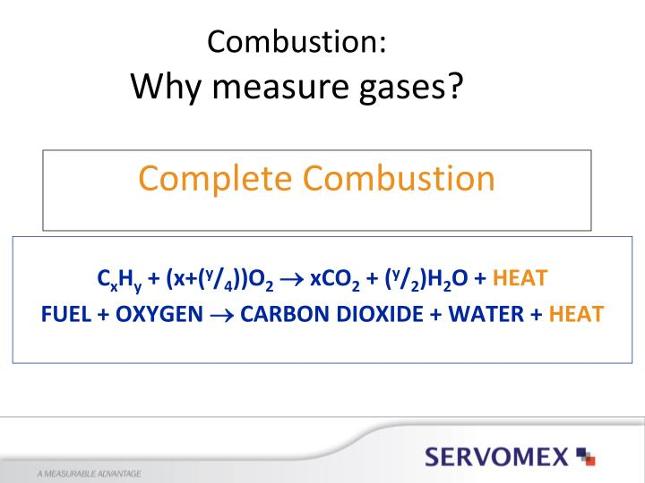 Combustion:
