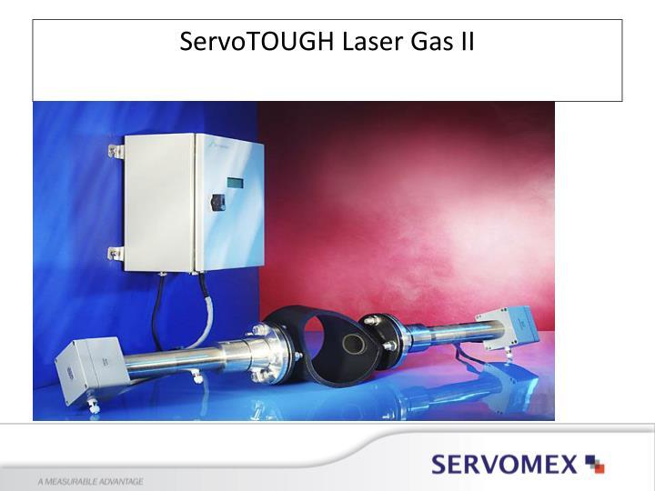 ServoTOUGH Laser Gas II