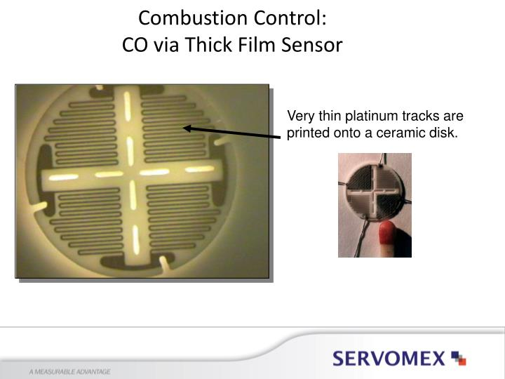 Combustion Control: