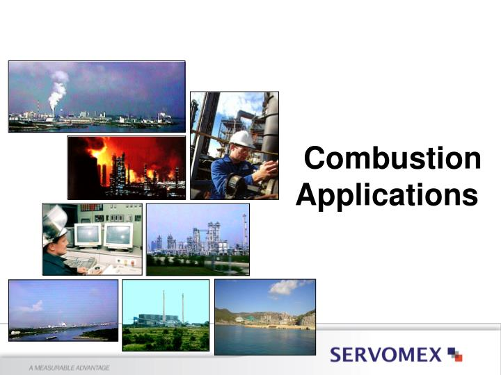 Combustion Applications