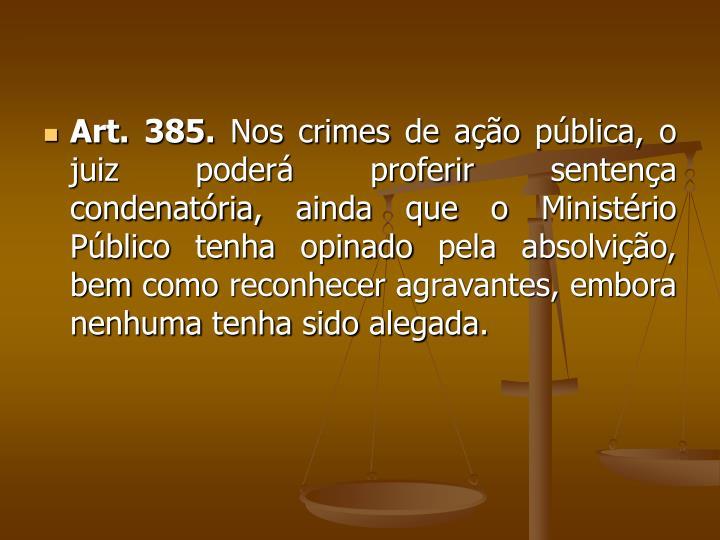 Art.385.