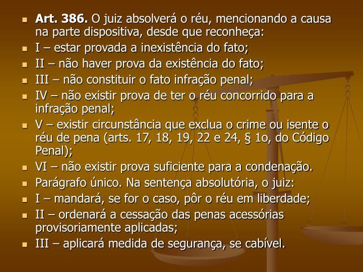 Art.386.