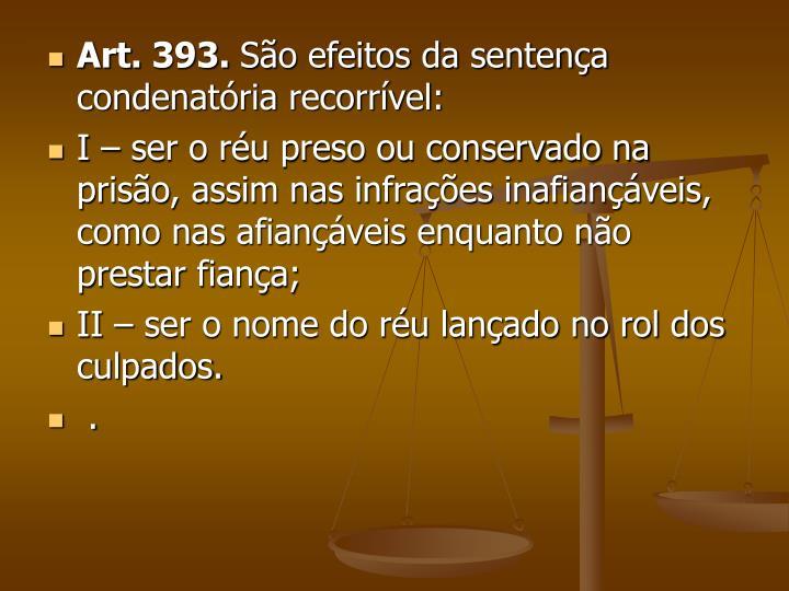 Art.393.