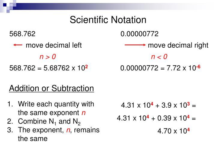 move decimal left