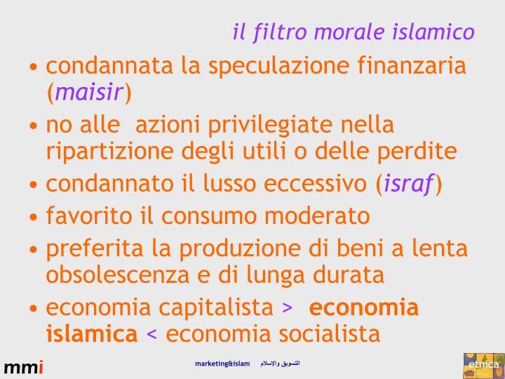 condannata la speculazione finanzaria (