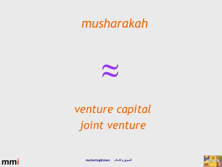 musharakah