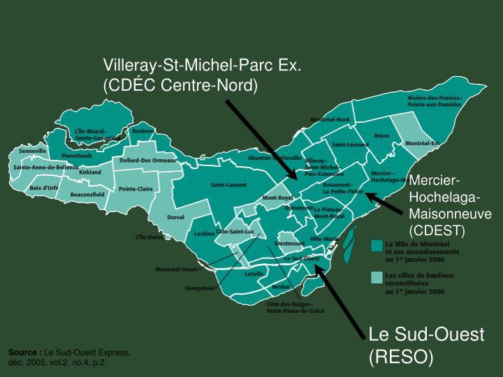 Villeray-St-Michel-Parc Ex.