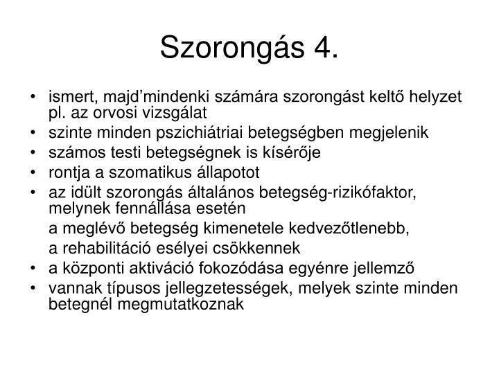 Szorongás 4.