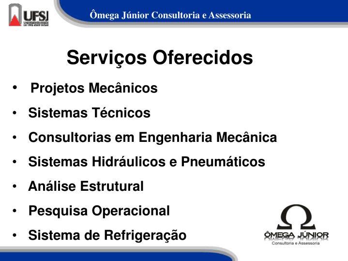 Ômega Júnior Consultoria e Assessoria