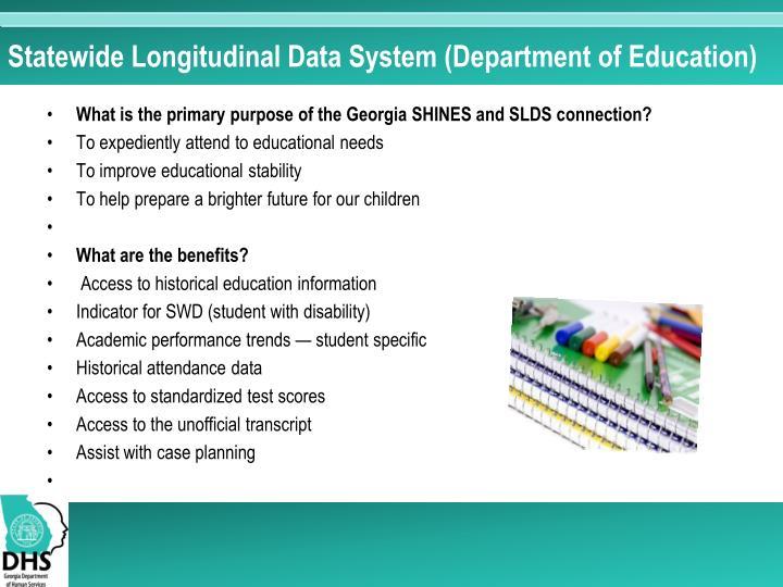 Statewide Longitudinal Data System (Department of Education)