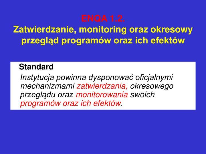 ENQA 1.2.