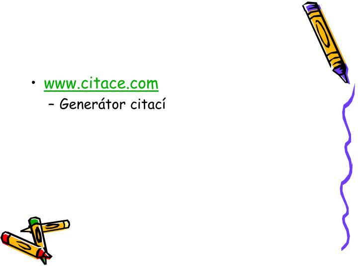 www.citace.com