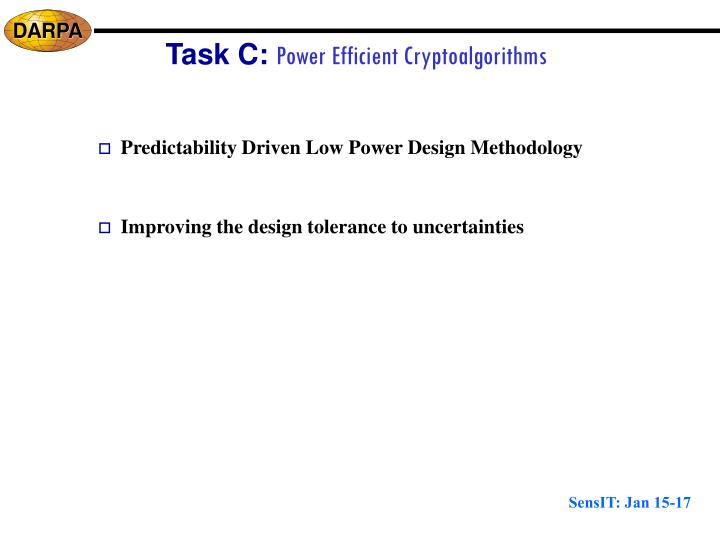 Task C: