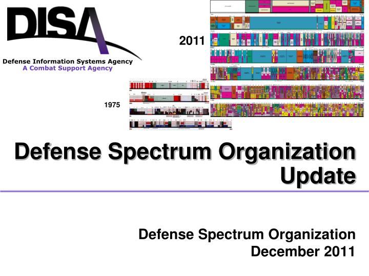 Defense spectrum organization december 2011
