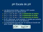 ph escala de ph1