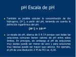 ph escala de ph2