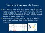 teor a cido base de lewis3