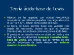 teor a cido base de lewis4