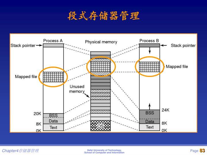 段式存储器管理