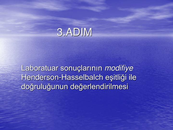 3.ADIM