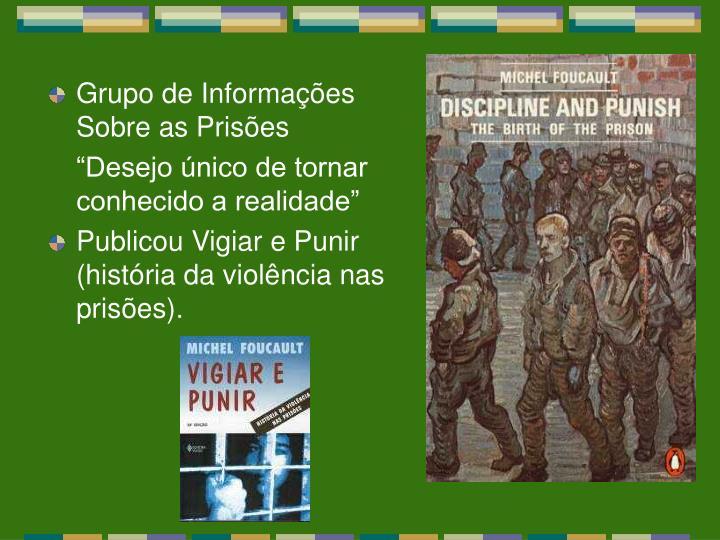 Grupo de Informações Sobre as Prisões