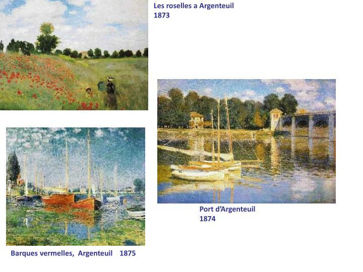 Les roselles a Argenteuil