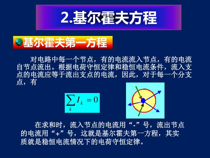 2.基尔霍夫方程