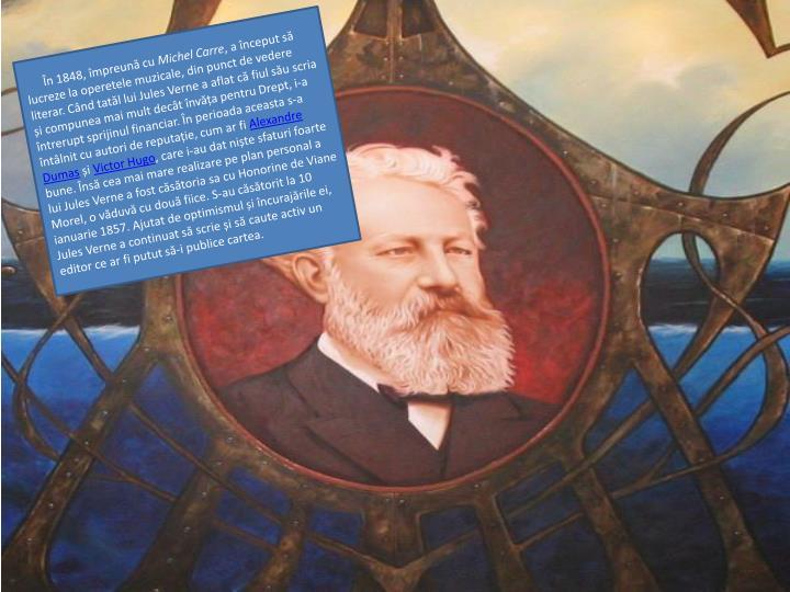 În 1848, împreună cu