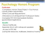 psychology honors program1
